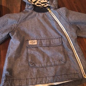 Fall jacket for toddler